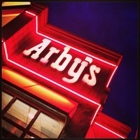 Photo taken at Arby's by Robert S. on 4/5/2013