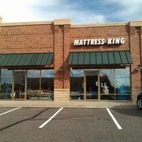 Photo taken at Mattress King by Mattress King on 4/22/2014