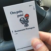 Foto tirada no(a) Restaurante Português Ora Pois por Marcelo R. em 10/16/2016