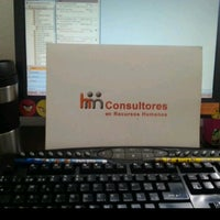 Photo taken at HM Consultores en Recursos Humanos by Tatiana B. on 1/7/2014