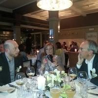 Photo taken at Restaurant La Tonnellerie by Benjamin J. on 5/31/2013
