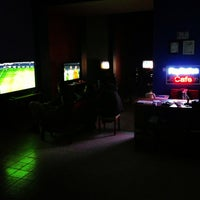 Photo taken at Black PlayStation Cafe by Tarkan K. on 1/31/2013