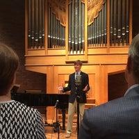 Photo taken at Concordia College by Thomas B. on 8/22/2014