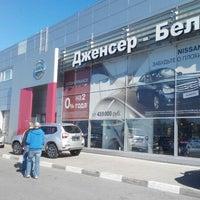 Photo taken at Nissan by Алексей С. on 10/3/2014
