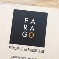 Photo taken at Farago - Pintxoclub by Eva R. on 3/6/2014