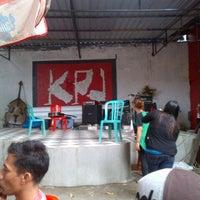 Photo taken at Taman KPJ (Komunitas Penyanyi Jalanan) by Opal N. on 2/4/2014