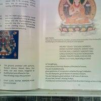 Photo taken at Modern Buddhist Fellowship by Prixie M. on 12/29/2013