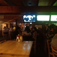 Photo taken at Pacific Beach Bar & Grill by Steve Y. on 5/15/2013