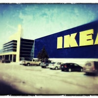 Photo taken at IKEA by François D. on 10/8/2012