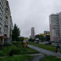 Photo taken at Микрорайон «Садовый» by Matt D. on 6/25/2017