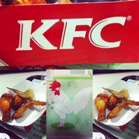 Photo taken at KFC by Out Of Space on 2/8/2014