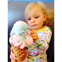 Photo taken at Scoops & Sprinkles by Maria S. on 7/22/2014