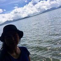 Photo taken at Danau Tondano by Dian 🌸 on 12/12/2016