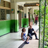 Photo taken at SMA Negeri 68 Jakarta by Dian 🌸 on 10/25/2015