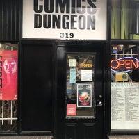 9/17/2017 tarihinde Shannon S.ziyaretçi tarafından Comics Dungeon'de çekilen fotoğraf