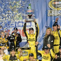 Photo taken at Chicagoland Speedway by Chicagoland Speedway on 10/22/2013