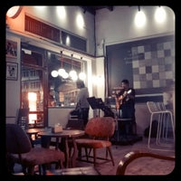 Photo taken at Pranakorn Café by Tum N. on 1/24/2014