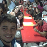 Photo taken at Pizzaria Elite by Leandro C. on 6/9/2014