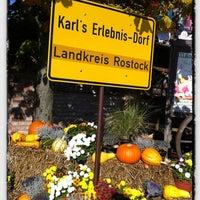 Das Foto wurde bei Karls Erlebnis-Dorf von Marcel H. am 10/3/2012 aufgenommen