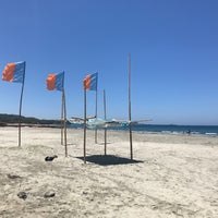 Photo taken at Currimao, Ilocos Norte by Roger T. on 4/11/2018
