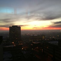 Photo taken at BCBSM Capital Ave by Andrew H. on 11/19/2012