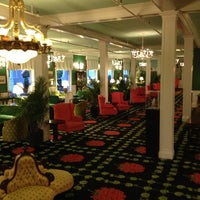 Photo taken at Grand Hotel Parlor by Andrew H. on 7/6/2013