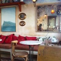 Photo taken at Meteor Cafe by @plarrabasterra on 4/24/2017