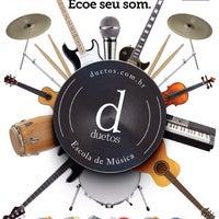 Photo taken at Duetos Escola de Música by Duetos E. on 5/1/2014
