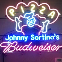 Photo taken at Johnny Sortino's Pizza Parlor by Joe C. on 11/13/2012