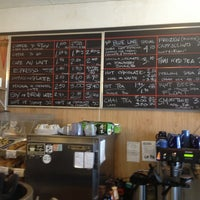 Photo taken at Blue Line Coffee by Joe C. on 3/29/2013