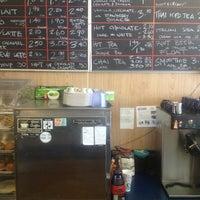 Photo taken at Blue Line Coffee by Joe C. on 3/8/2013