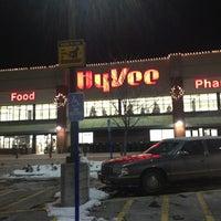 Photo taken at Hy-Vee by Joe C. on 12/30/2012