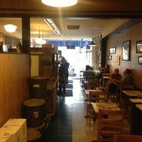 Photo taken at Blue Line Coffee by Joe C. on 5/19/2013