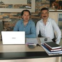 Photo taken at Ekoda Balkon Camlama Ve PVC Sistemleri by H🐞K🐞N Ç. on 9/25/2014