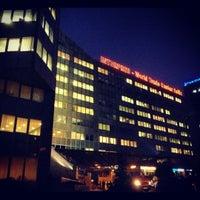 Photo taken at Интерпред СТЦ (Interpred WTC) by Nadia on 11/15/2012