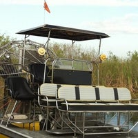 Photo taken at Airboat In Everglades by Airboat E. on 6/27/2014