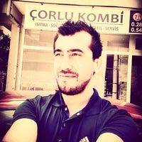 Photo taken at Çorlu Kombi Isıtma ve Soğutma Sistemleri by Özcan Ç. on 7/4/2014