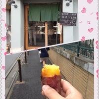 Photo taken at 覚王山 吉芋 本店 by kazukuma3080 on 3/18/2012