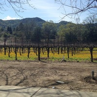 Photo taken at Yountville Visitors Center by Yountville C. on 3/10/2014
