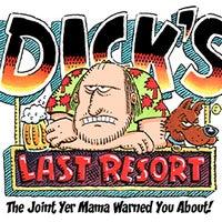 Photo taken at Dick's Last Resort by Dick's Last Resort on 10/22/2013