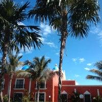 Photo taken at Gran Bahía Principe Tulum by Gcmep G. on 10/22/2013
