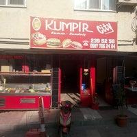 Photo taken at Kumpir City by Hüsamettin Ç. on 11/13/2013