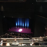 Photo taken at Milton Keynes Theatre by Andy T. on 10/10/2017