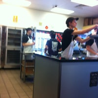 Photo taken at Jimmy John's by Kimmie P. on 2/21/2013