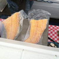 Photo taken at Logan Square Farmer's Market by Amy on 10/14/2012