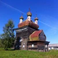 Photo taken at церковь Архангела Михаила by Alexander P. on 8/22/2015