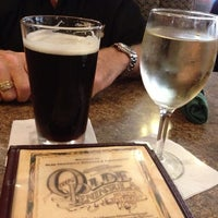 Photo taken at Olde Peninsula Brewpub & Restaurant by Candis C. on 7/18/2013