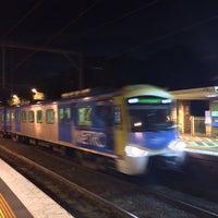 Photo taken at Hampton Station by sachi on 5/28/2014
