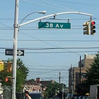 Photo taken at q48 38th Ave & 108St by Resa D. on 6/23/2013