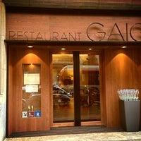 Foto tomada en Restaurant Gaig por JoanMa A. el 4/6/2013